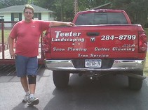 Douglas Teeter professional landscaping