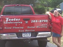 Carrie Teeter professional landscaper